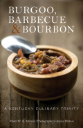 Burgoo, Barbecue, and Bourbon Cover