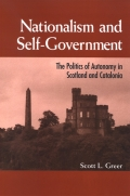 Nationalism and Self-Government Cover