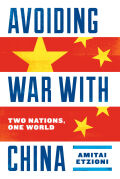 Avoiding War with China Cover
