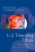 1-2 Timothy, Titus Cover