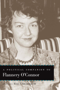 A Political Companion to Flannery O'Connor Cover