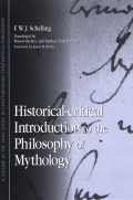 Historical-critical Introduction to the Philosophy of Mythology cover