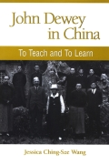 John Dewey in China Cover