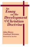 Essay on the Development of Christian Doctrine, An Cover