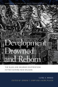 Development Drowned and Reborn Cover