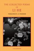 The Collected Poems of Li He Cover