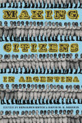 Making Citizens in Argentina Cover