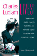 Charles Ludlam Lives! Cover