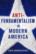 Antifundamentalism in Modern America Cover