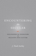 Encountering the Secular Cover
