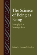The Science of Being as Being