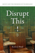 Disrupt This! Cover