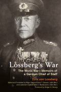Lossberg's War Cover