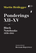 Ponderings XII–XV: Black Notebooks 1939–1941