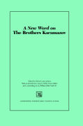 New Word on The Brothers Karamazov Cover