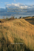 Bad Land Pastoralism in Great Plains Fiction Cover