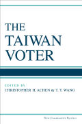 The Taiwan Voter Cover