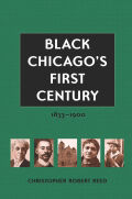 Black Chicago's First Century Cover