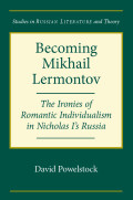 Becoming Mikhail Lermontov Cover