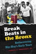 Break Beats in the Bronx Cover