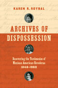 Archives of Dispossession Cover