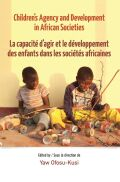 Children's Agency and Development in African Societies Cover