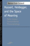 Husserl, Heidegger, and the Space of Meaning cover