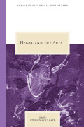 Hegel and the Arts Cover