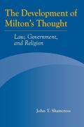 The Development of Milton's Thought Cover