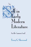 The Self in Early Modern Literature Cover