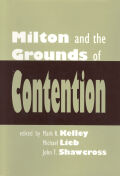 Milton and the Grounds of Contention Cover