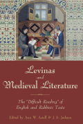 Levinas and Medieval Literature Cover