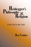 Heidegger's Philosophy of Religion Cover