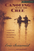 Canoeing with the Cree Cover