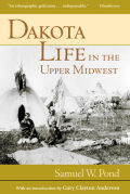 Dakota Life In the Upper Midwest Cover