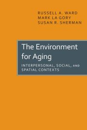 The Environment for Aging