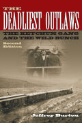 The Deadliest Outlaws Cover
