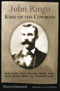 John Ringo, King of the Cowboys Cover