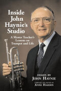 Inside John Haynie's Studio Cover