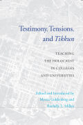 Testimony, Tensions, and Tikkun Cover