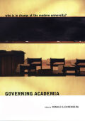 Governing Academia: Who Is in Charge at the Modern University?