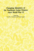 Changing Identities of the Southeast Asian Chinese Since World War II Cover