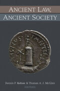 Ancient Law, Ancient Society Cover