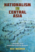 Nationalism in Central Asia Cover