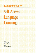 Directions in Self-Access Language Learning Cover