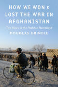 How We Won and Lost the War in Afghanistan cover