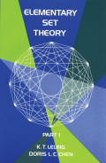 Elementary Set Theory, Part I Cover