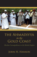 The Ahmadiyya in the Gold Coast Cover