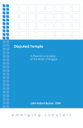 Disputed Temple Cover