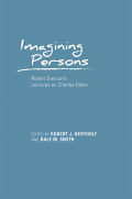 Imagining Persons: Robert Duncan's Lectures on Charles Olson